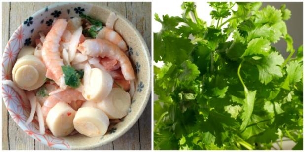 ceviche de camarón saludable y muy fácil
