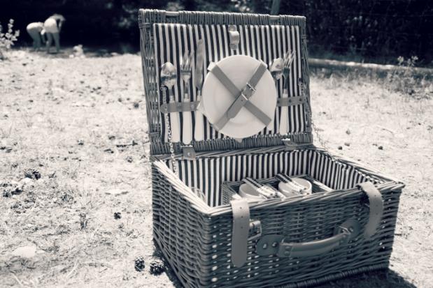 picnic en la sierra navacerrada boca del asno ola de calor con niños